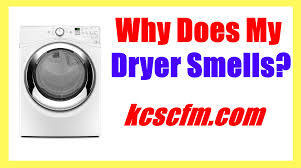 Why My Dryer Smells? How to Get Rid of Smell in Dryer Easily